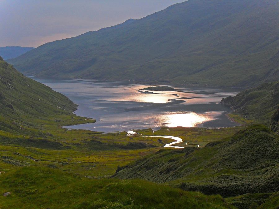 Sunset on Loch Nevis / Photography by Snapper / Uploaded 28th July 2012 @ 12:52 AM