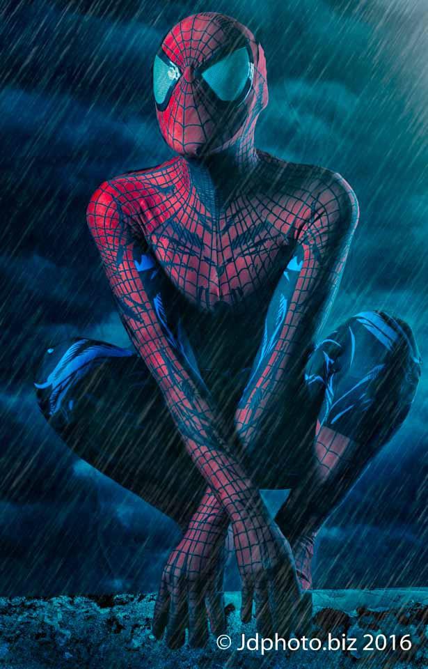 Spiderman / Photography by jdphoto.biz, Post processing by jdphoto.biz / Uploaded 6th November 2016 @ 01:51 AM