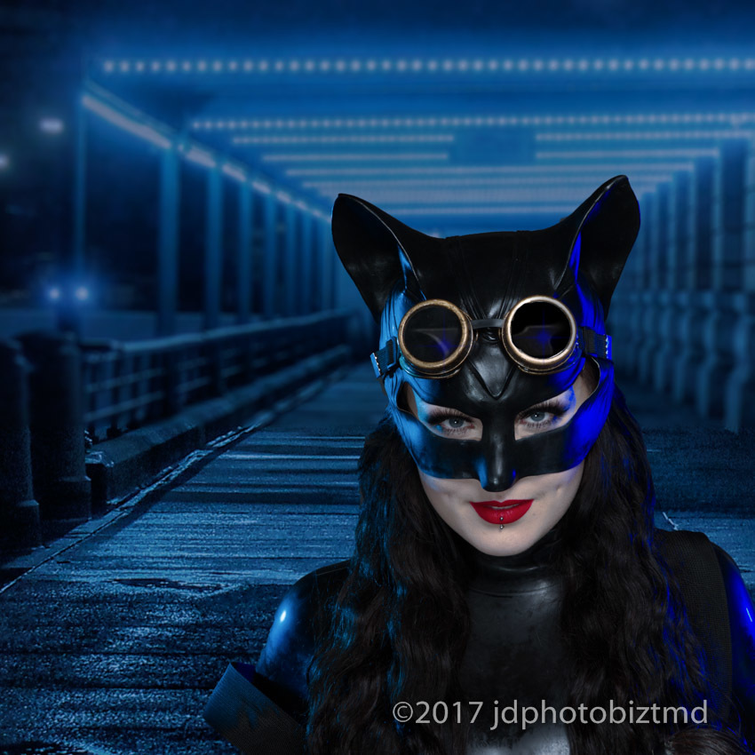 catwoman / Photography by jdphoto.biz, Taken at Natural Light Spaces / Uploaded 29th March 2018 @ 01:03 AM
