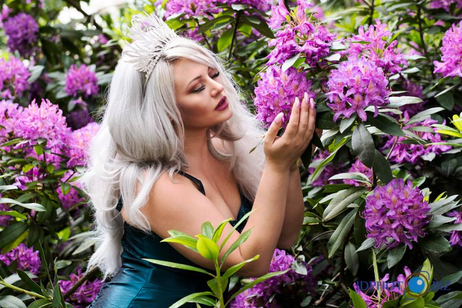 Fairy Princess In The Flowers / Photography by jdphoto.biz, Model Oh Look it's Nemo / Uploaded 2nd June 2018 @ 09:51 PM