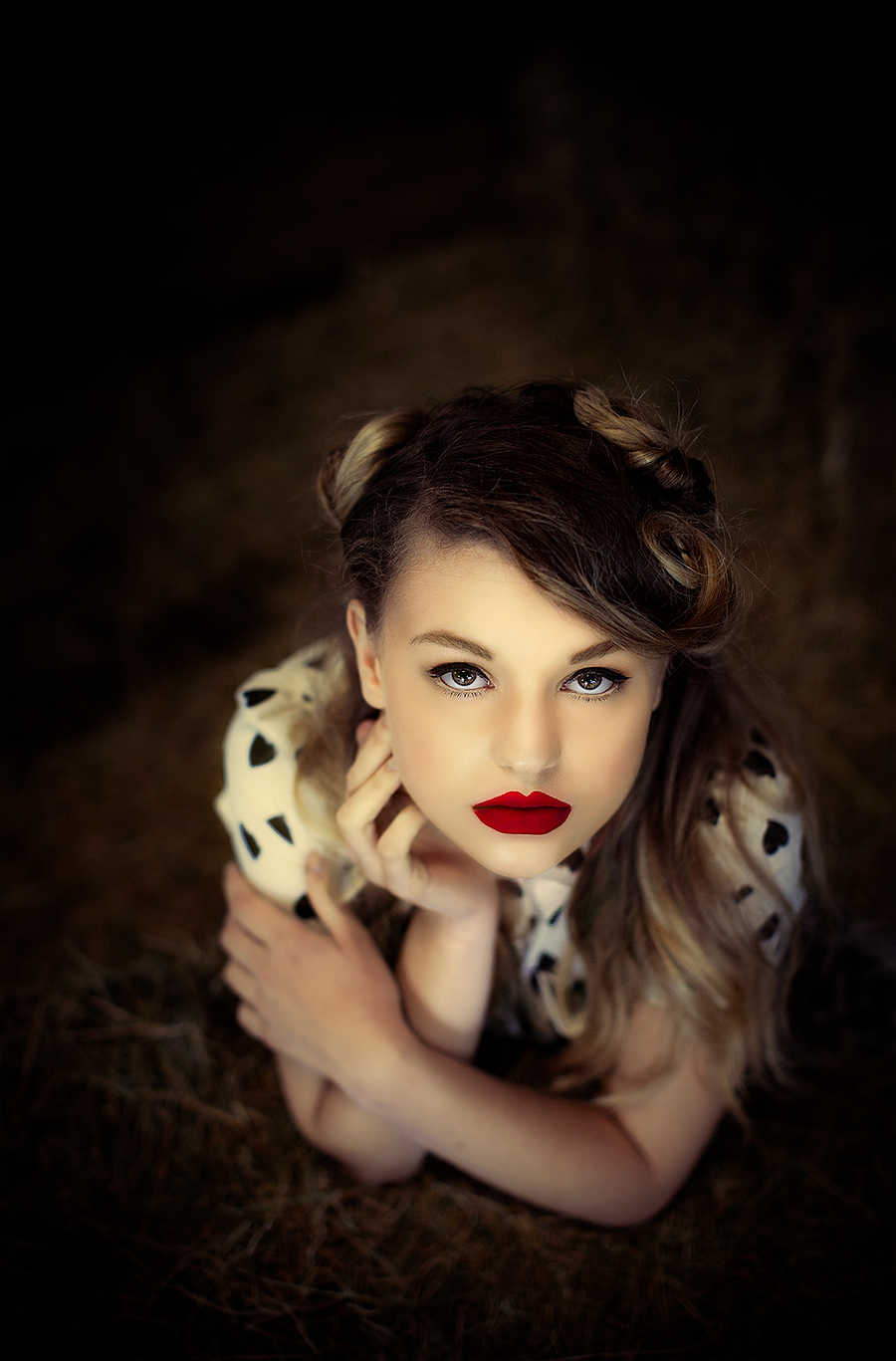 Red lips are not so red as them that have kissed / Photography by jakabi / Uploaded 24th August 2015 @ 10:55 PM