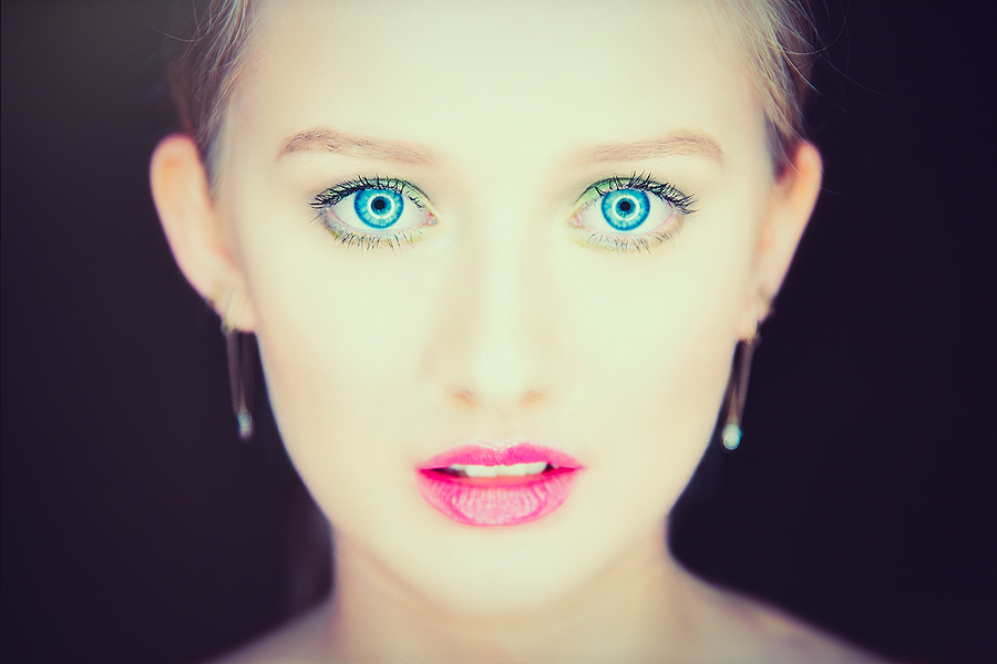 Eyes. Just eyes / Photography by jakabi, Model SophieMarie, Post processing by jakabi, Taken at Image Red / Uploaded 4th July 2017 @ 12:07 AM