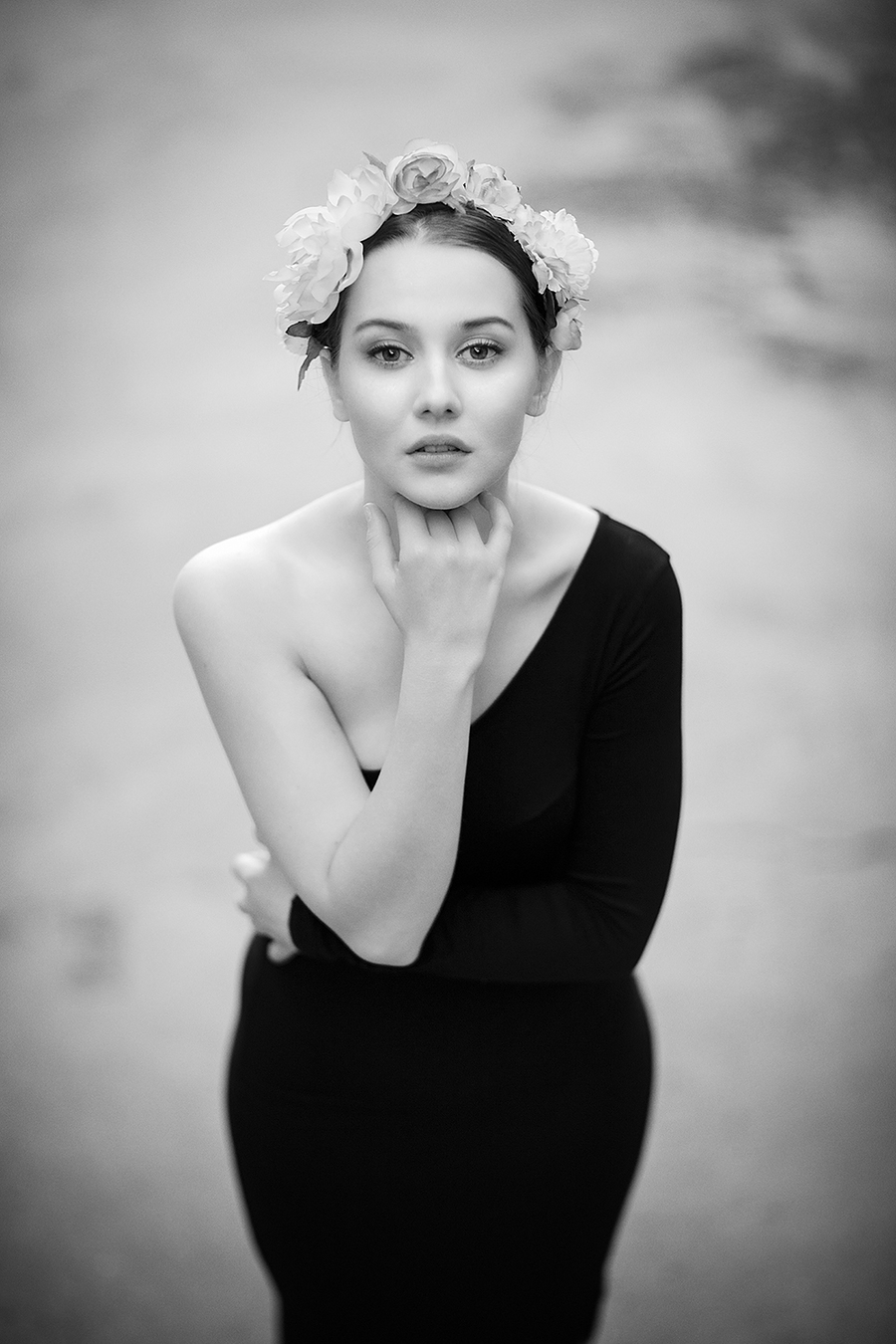 Dominika at ArtAsylum (4) / Photography by jakabi, Model Dominika Lowicka, Post processing by jakabi / Uploaded 4th December 2018 @ 08:39 PM