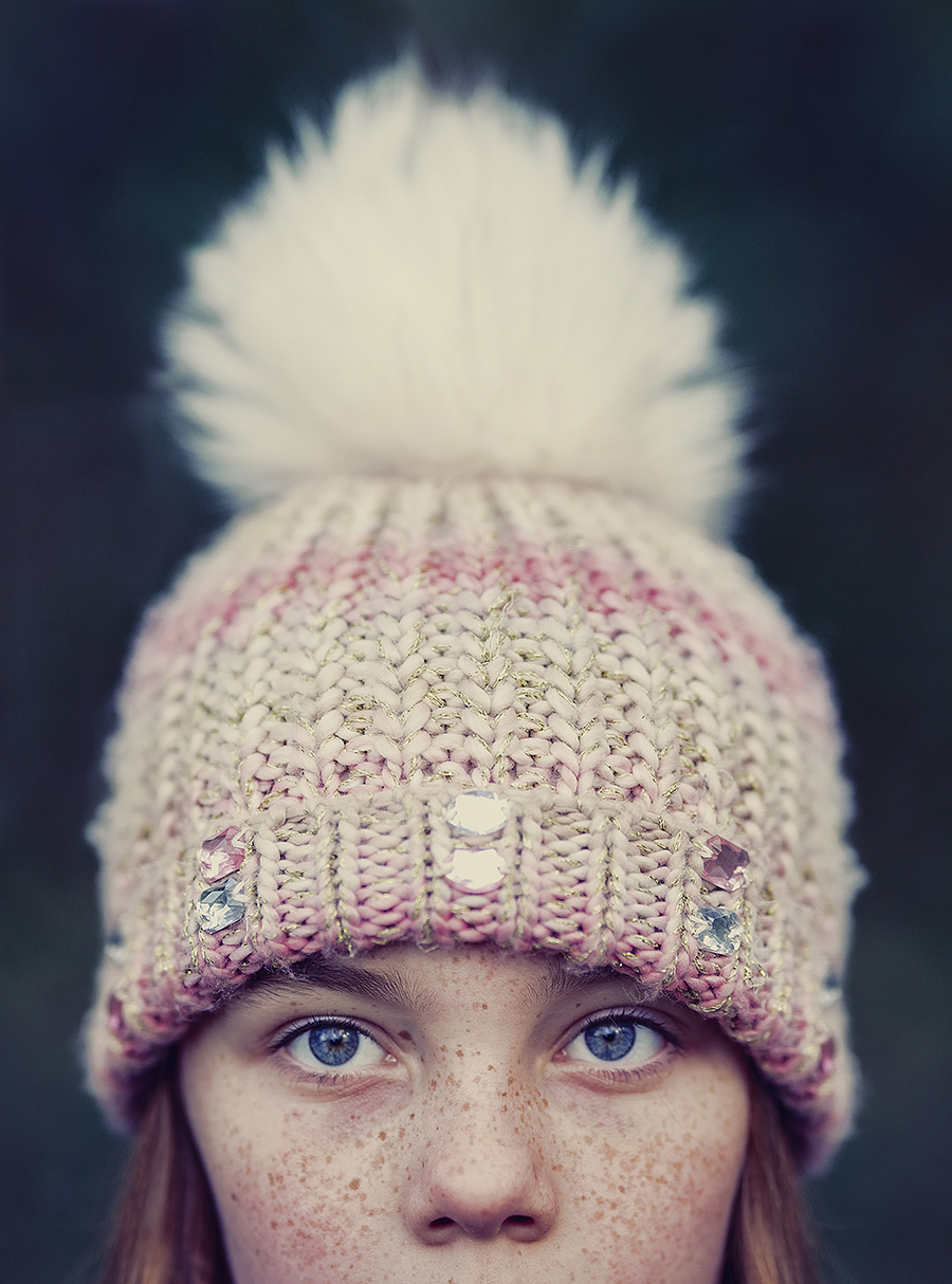 Hope - woolly hat (colour) / Photography by jakabi, Post processing by jakabi / Uploaded 6th January 2019 @ 08:34 PM