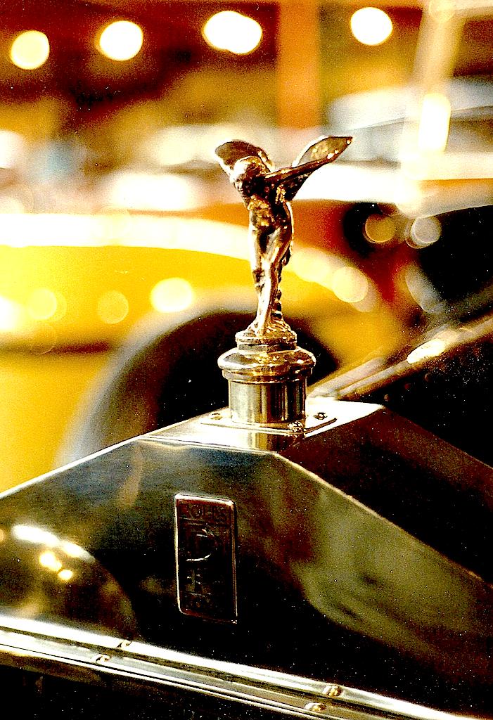 Beaulieu Motor Museum Rolls Royce taken on Film. / Photography by John Cater & Pam Lowe / Uploaded 21st April 2014 @ 02:39 PM