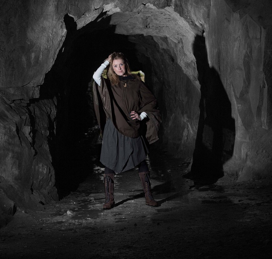 Cavern Fashion / Photography by FreedomPhotos / Uploaded 31st October 2016 @ 05:55 AM