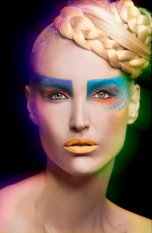 Beauty  / Makeup by Fanny Burgos, Hair styling by Fanny Burgos / Uploaded 29th January 2014 @ 03:50 PM