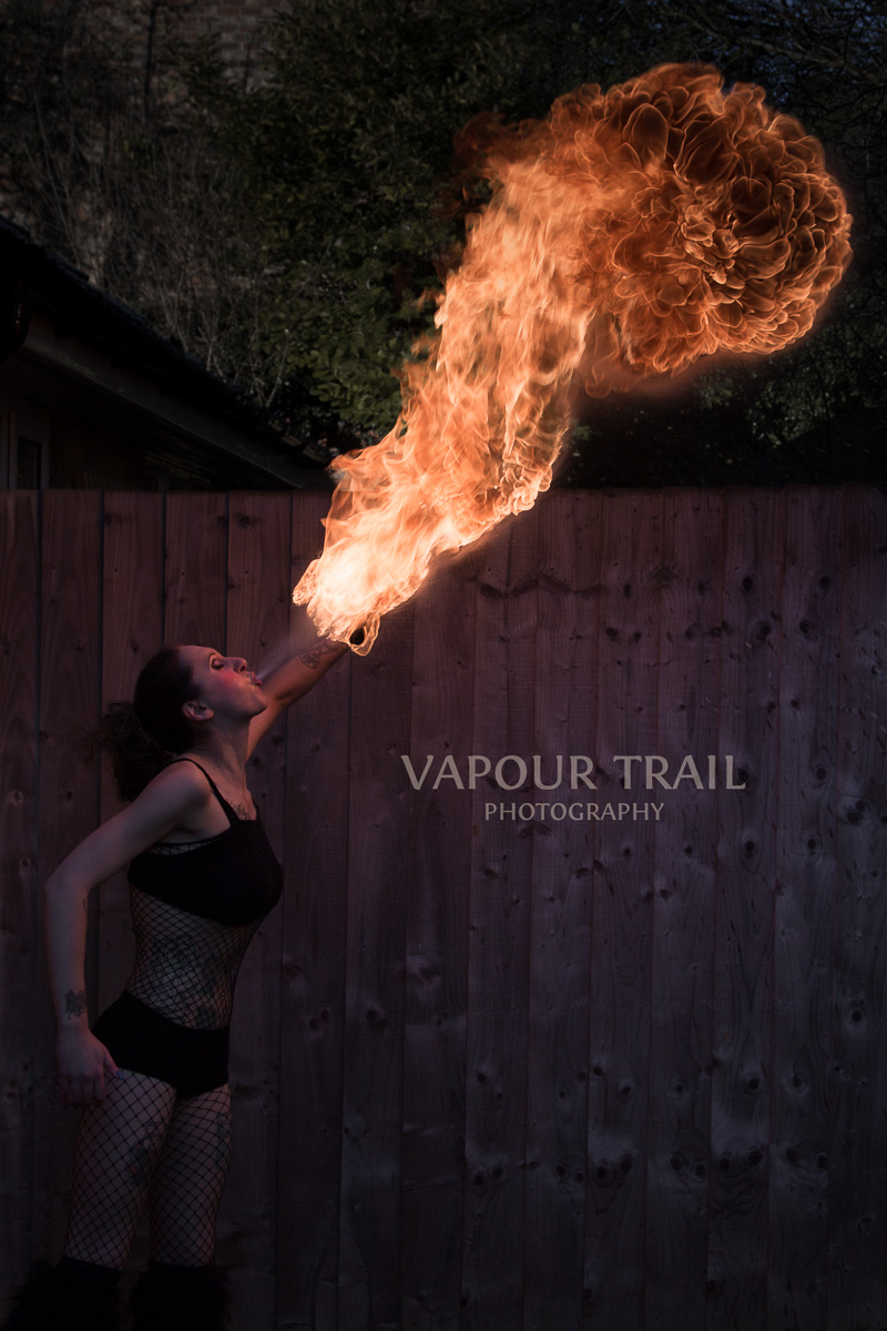 Demona / Photography by Vapour Trail Photography / Uploaded 22nd December 2014 @ 08:02 PM