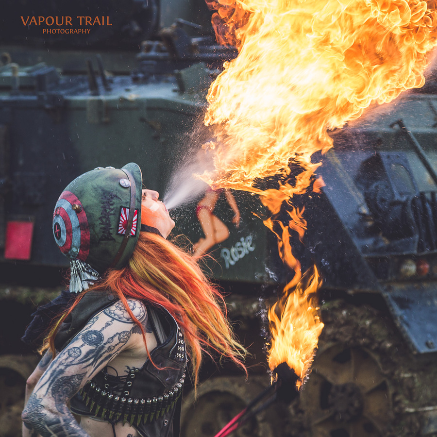 New Weapons / Photography by Vapour Trail Photography, Model Shelly d'Inferno / Uploaded 12th May 2015 @ 08:02 PM