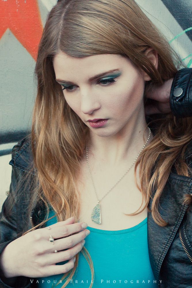 Lauren for Zalisander Jewellry  / Photography by Vapour Trail Photography / Uploaded 7th October 2013 @ 01:31 PM