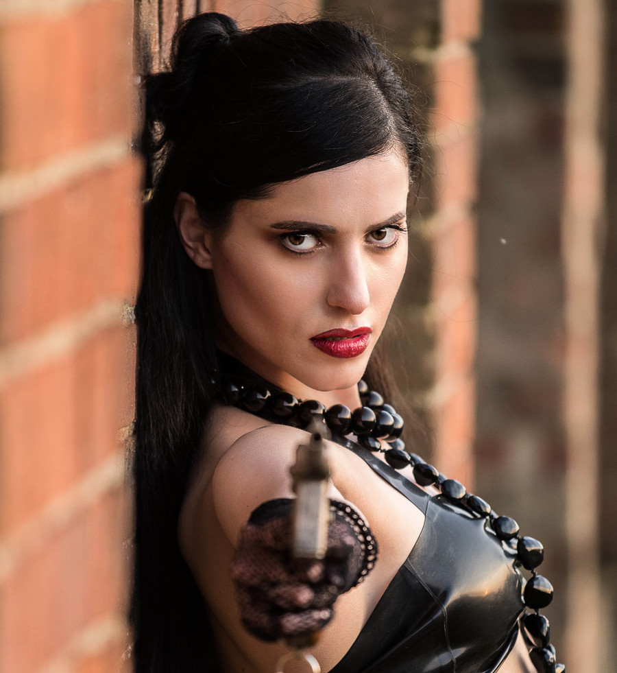 Shay-Ann Aboud - Steampunk / Photography by Colin Mac / Uploaded 28th October 2016 @ 11:06 PM