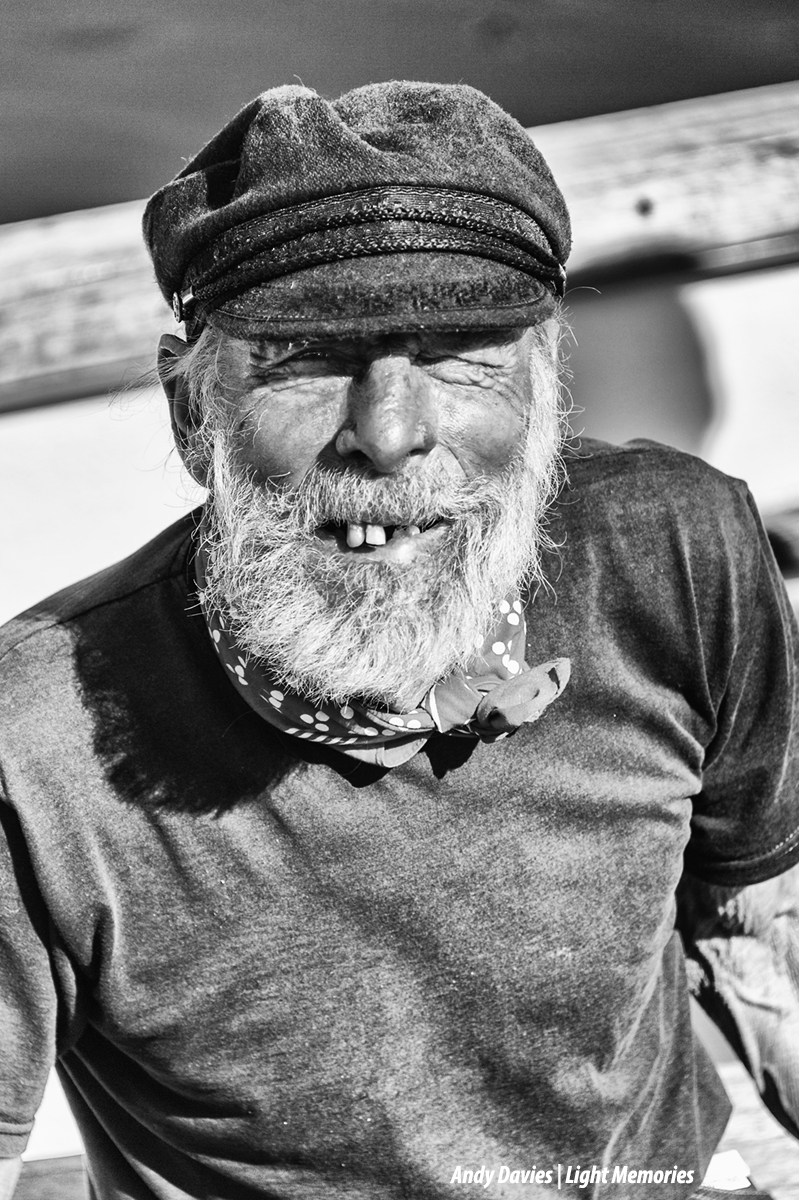 Cornish Fisherman / Photography by Andy Davies LRPS / Uploaded 25th October 2016 @ 10:10 PM