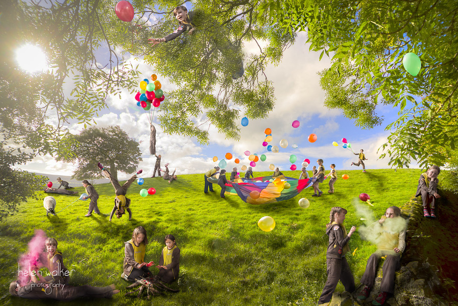 Balloon Bonanza / Photography by helsw / Uploaded 30th October 2016 @ 03:49 PM
