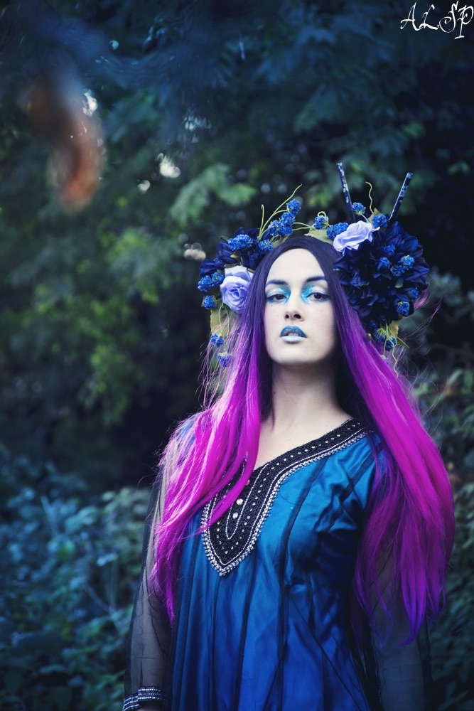 Goddess / Photography by Alexandra Leigh Photography, Makeup by Bobbi Grae MUA / Uploaded 9th January 2015 @ 10:16 AM