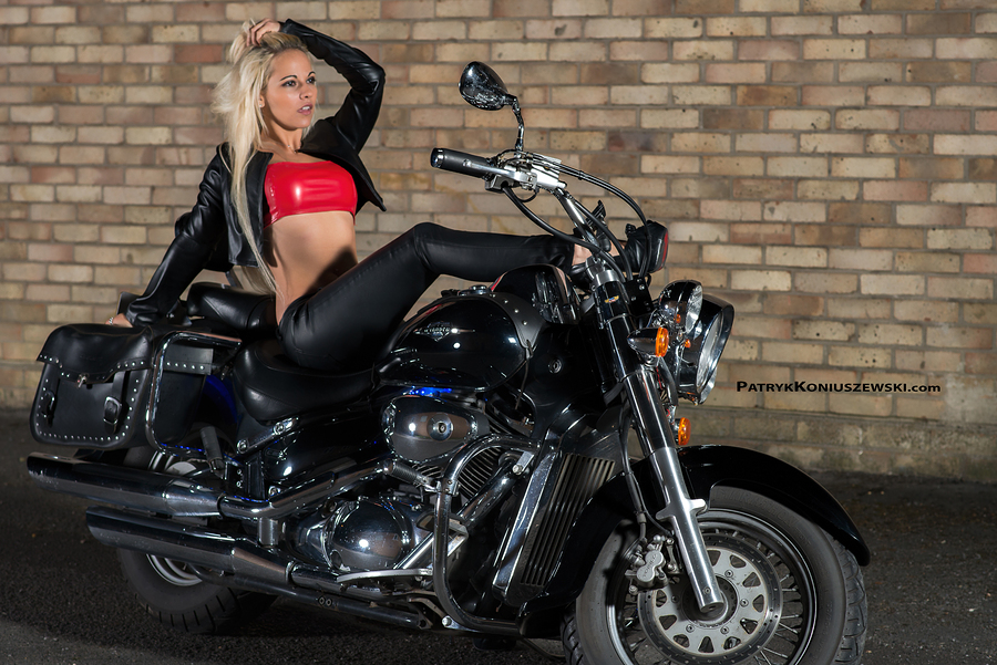 Bike shoot / Photography by Zed, Model Camy / Uploaded 7th July 2017 @ 04:11 PM
