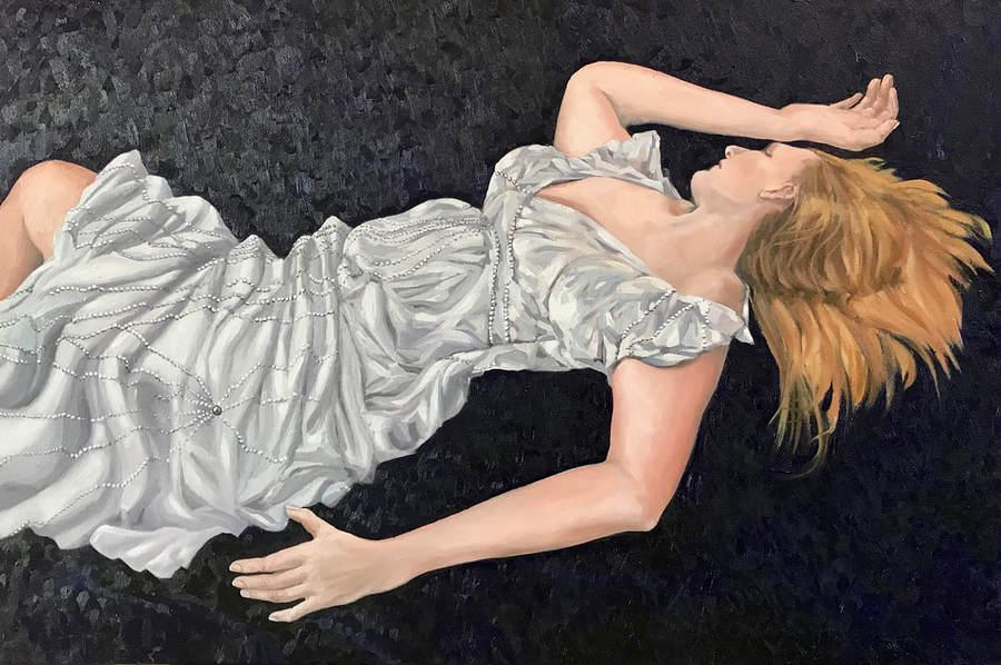 That Dress / Artwork by Washeye / Uploaded 8th January 2019 @ 03:39 PM