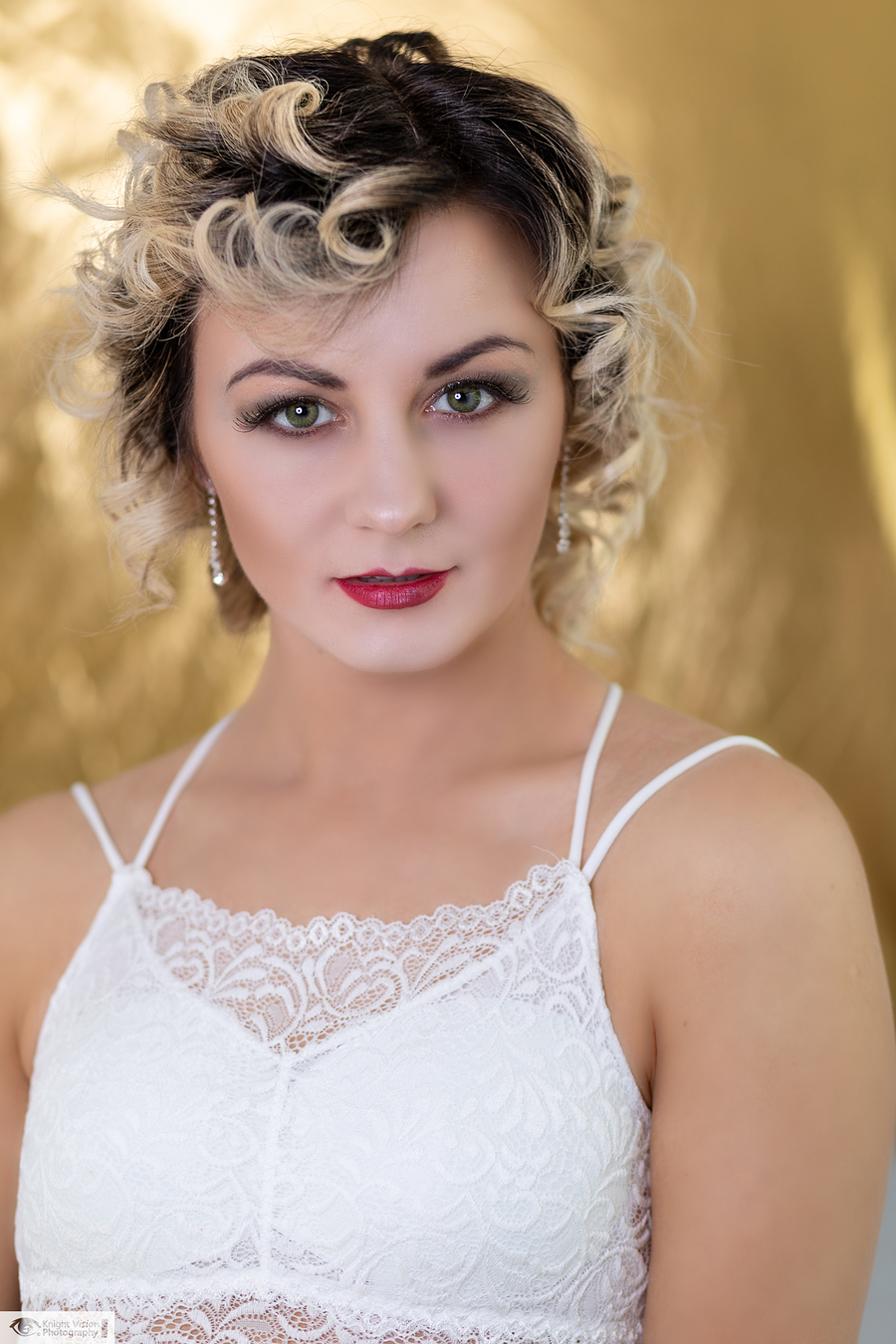 Blonde & Gold / Photography by Knight Vision Photography, Model AgnesGajewska, Taken at Knight Vision Photography / Uploaded 21st September 2019 @ 08:08 PM