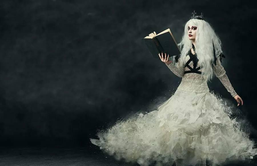 Snow Queen / Model Kira Krueger, Stylist Kira Krueger / Uploaded 8th July 2015 @ 12:01 PM