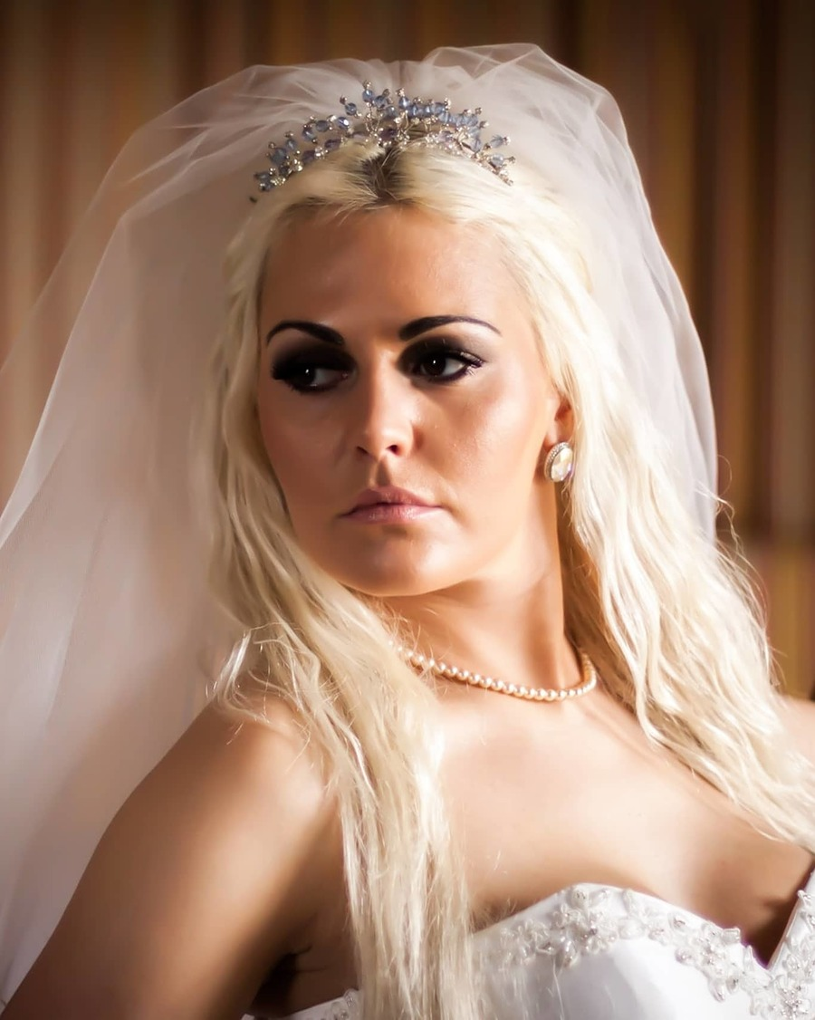 The bride / Photography by MHS Photography / Uploaded 1st December 2020 @ 07:00 PM