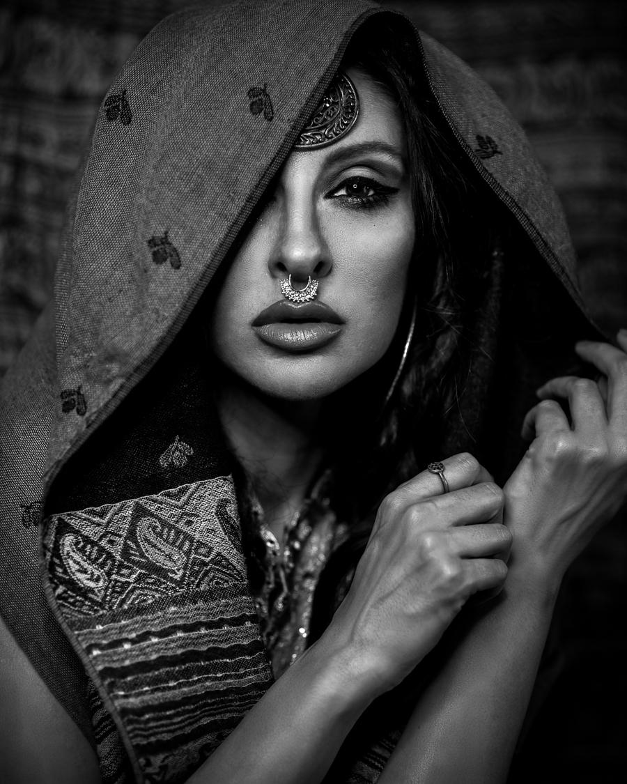 Drishti / Photography by Mirror Image'S', Model ❀ Chiara Elisabetta, Makeup by ❀ Chiara Elisabetta, Post processing by Toulouki Orsini Retouching / Uploaded 13th February 2021 @ 09:55 AM