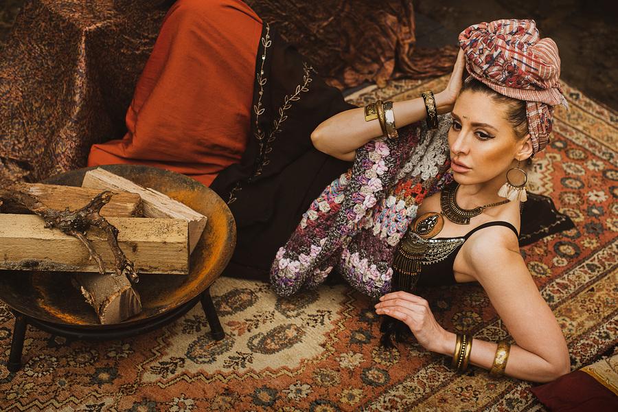 I have no roots / Model ❀ Chiara Elisabetta, Post processing by Toulouki Orsini Retouching, Stylist ❀ Chiara Elisabetta / Uploaded 27th February 2021 @ 08:23 AM