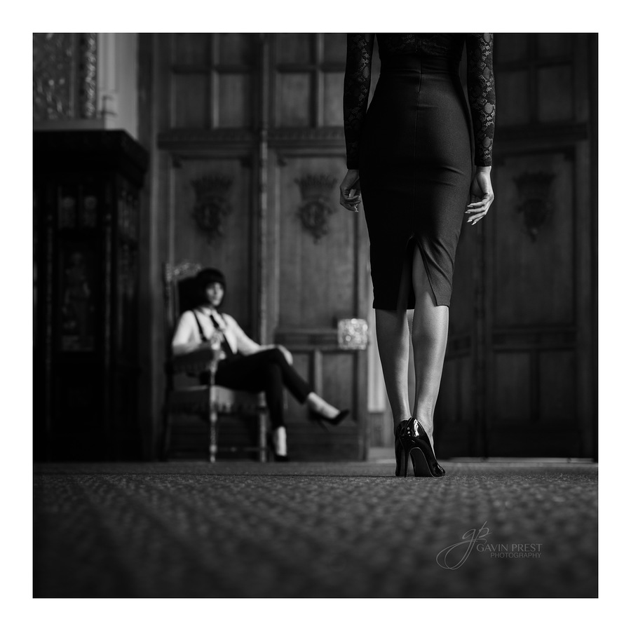 High heels are pleasure with pain. / Photography by Gavin Prest / Uploaded 17th November 2018 @ 01:53 PM