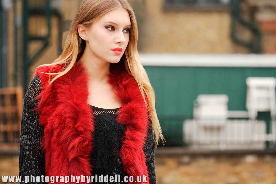Commercial fashion, London rooftop / Photography by Photography by Riddell / Uploaded 7th November 2014 @ 09:24 AM