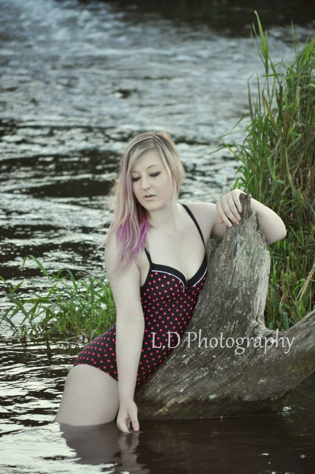 Tidal chic / Photography by Laura donohoe photography, Model Crue, Makeup by Crue / Uploaded 25th March 2014 @ 02:00 AM