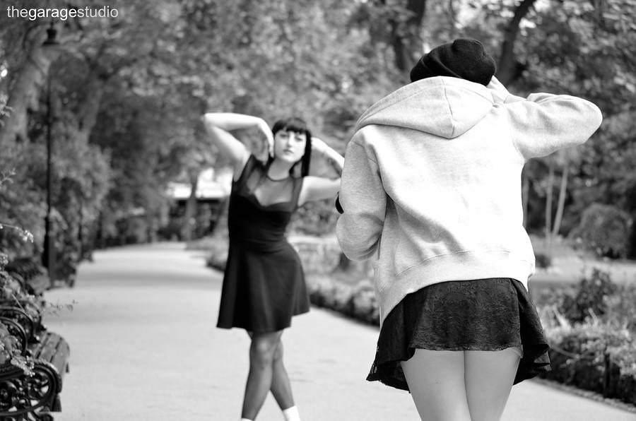Kelsey & Velvet / Photography by thegaragestudio, Model KelseyLeighP / Uploaded 15th November 2014 @ 12:22 PM