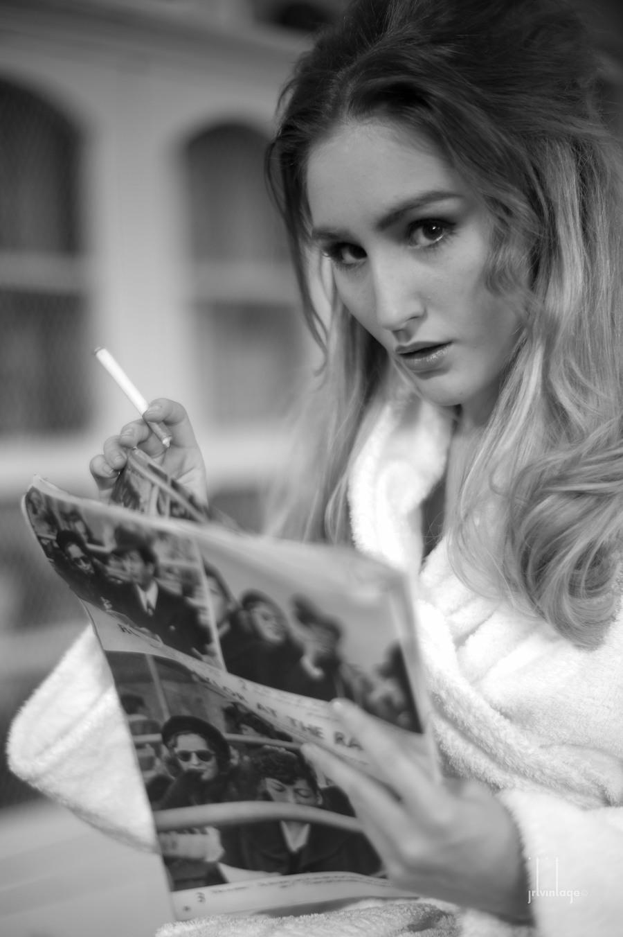 Morning sunshine! / Model Rachelle Summers / Uploaded 21st March 2014 @ 02:17 PM
