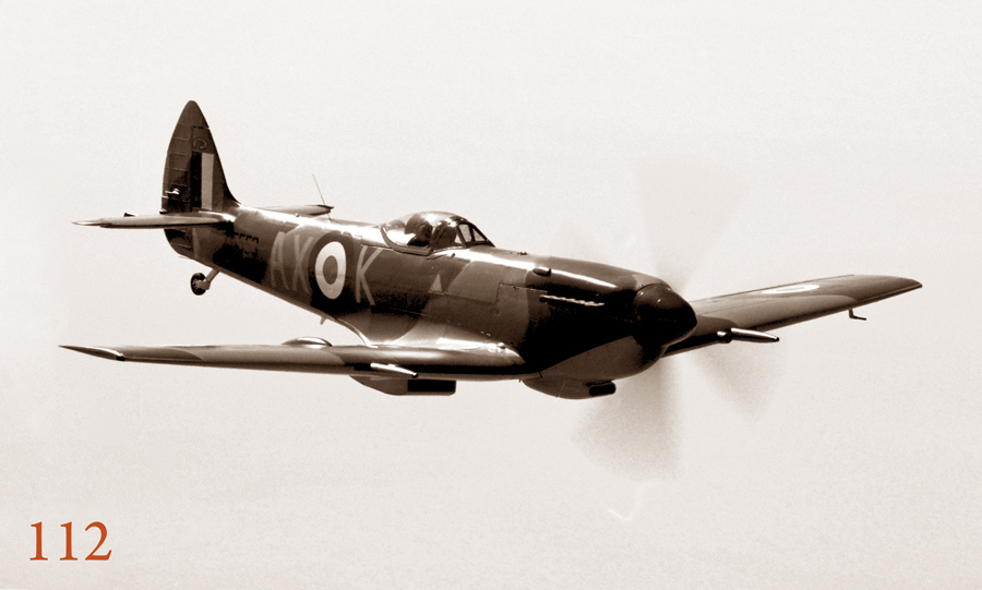 Spitfire Mk 9 Clip wing / Photography by Fine Art by Robert, Post processing by Fine Art by Robert / Uploaded 11th September 2015 @ 10:18 AM