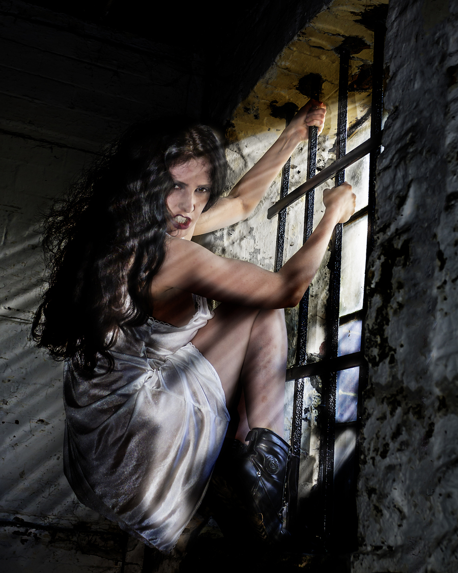 Innocent and Incarcerated against her will. / Photography by TerenceD   (LSISLP) / Uploaded 29th August 2021 @ 02:58 PM