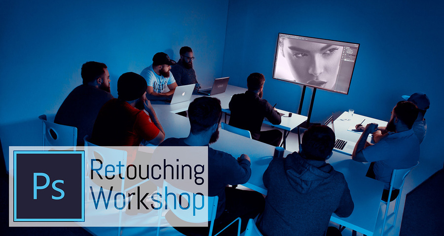 Retouching workshops at Studio Hire Plymouth / Taken at Trident Studio [Studio Hire Plymouth] / Uploaded 27th April 2017 @ 04:14 PM