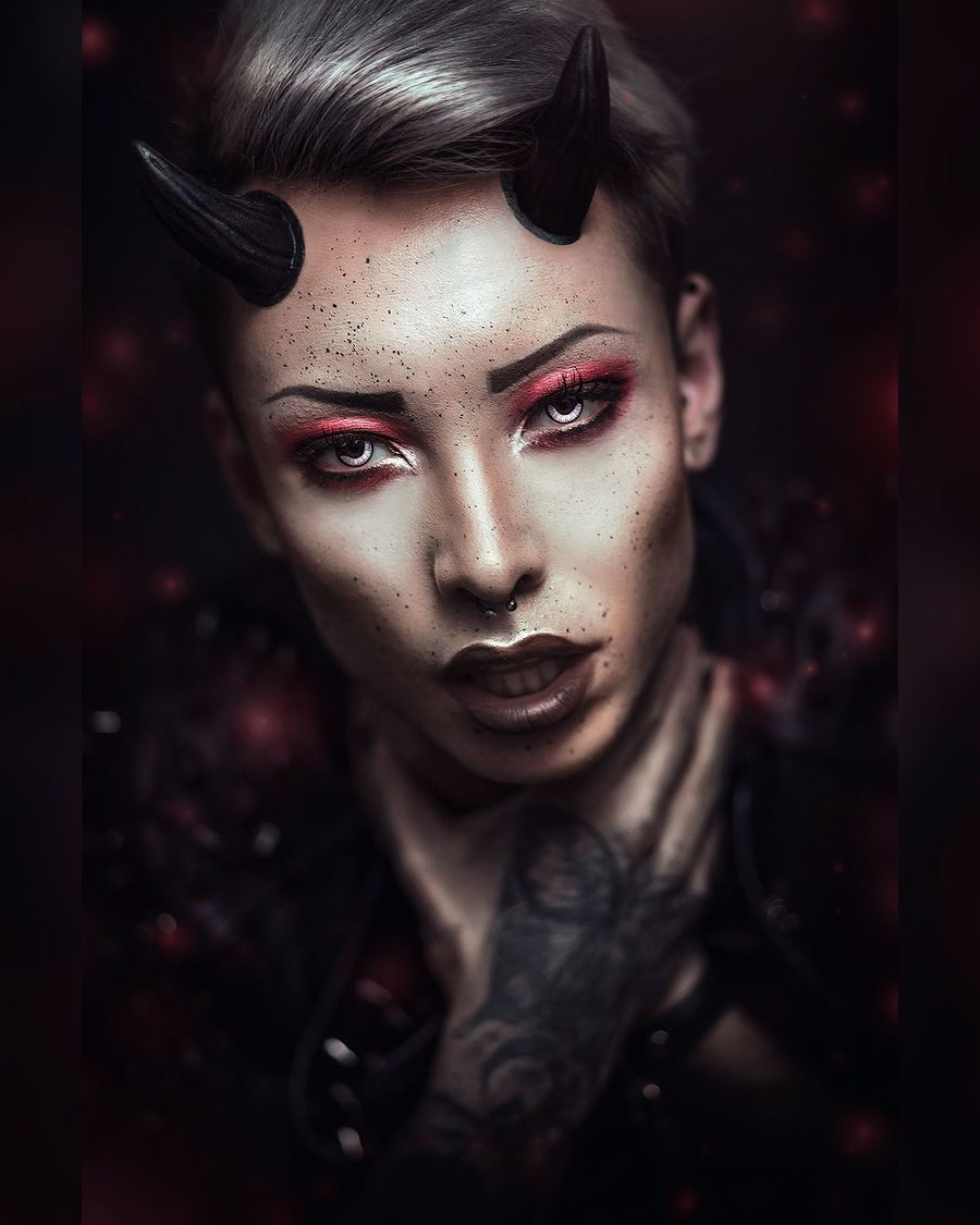 Touch Damnation / Photography by Alex Kie, Model Kuro / Uploaded 4th February 2019 @ 08:11 PM