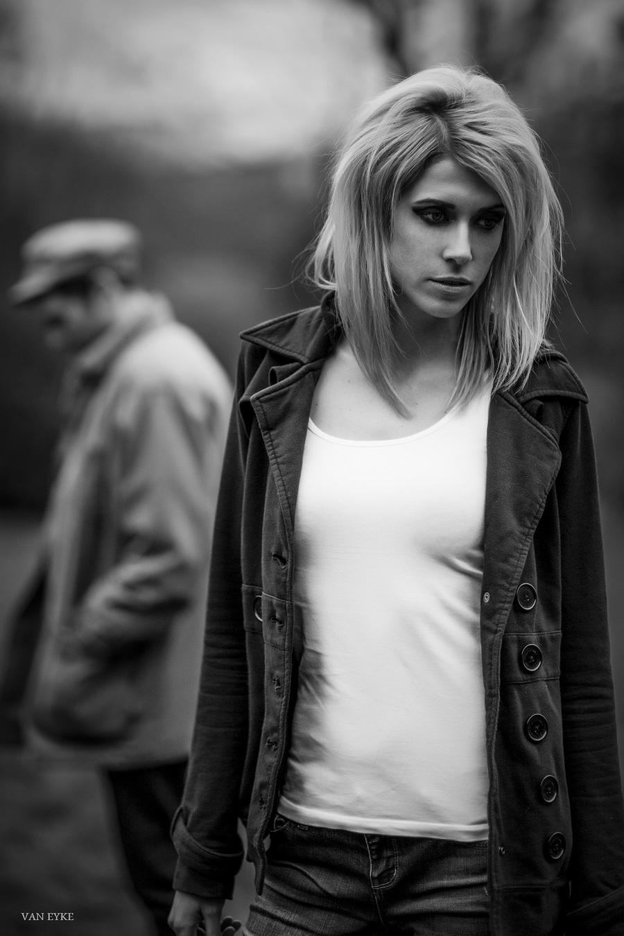It's over... / Photography by VanEyke, Model Izabela / Uploaded 4th November 2015 @ 12:29 PM