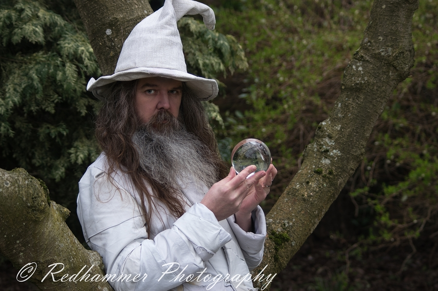 Peter the wizard / Photography by Redhammer / Uploaded 3rd April 2018 @ 02:13 PM