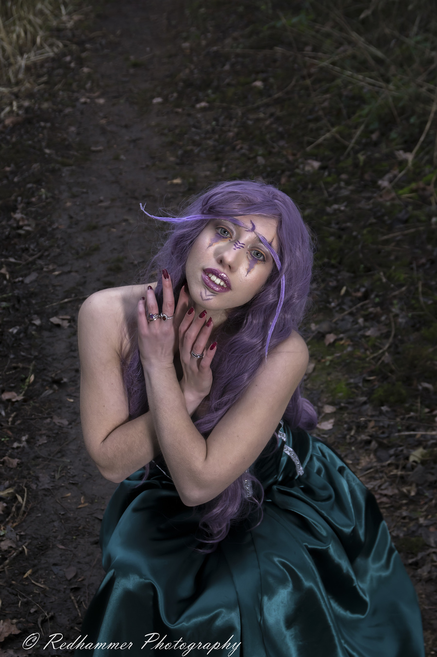 Winter elf / Photography by Redhammer / Uploaded 16th January 2019 @ 12:26 PM