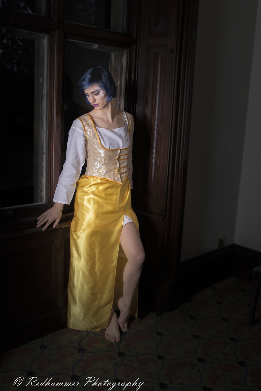 Its getting late / Photography by Redhammer, Model Miss Luna Lustre / Uploaded 27th January 2019 @ 08:12 PM
