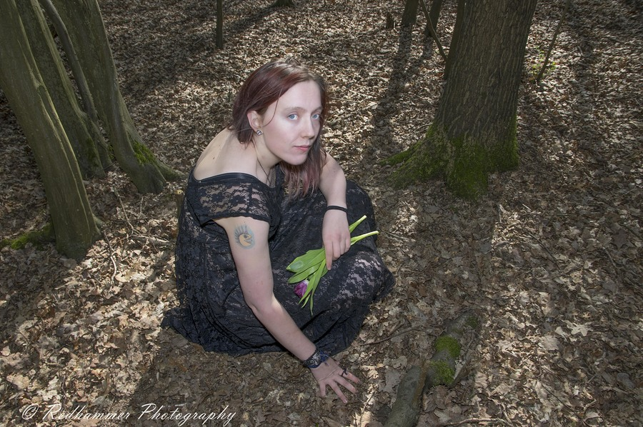 Forest nymph / Photography by Redhammer / Uploaded 16th April 2020 @ 06:09 PM