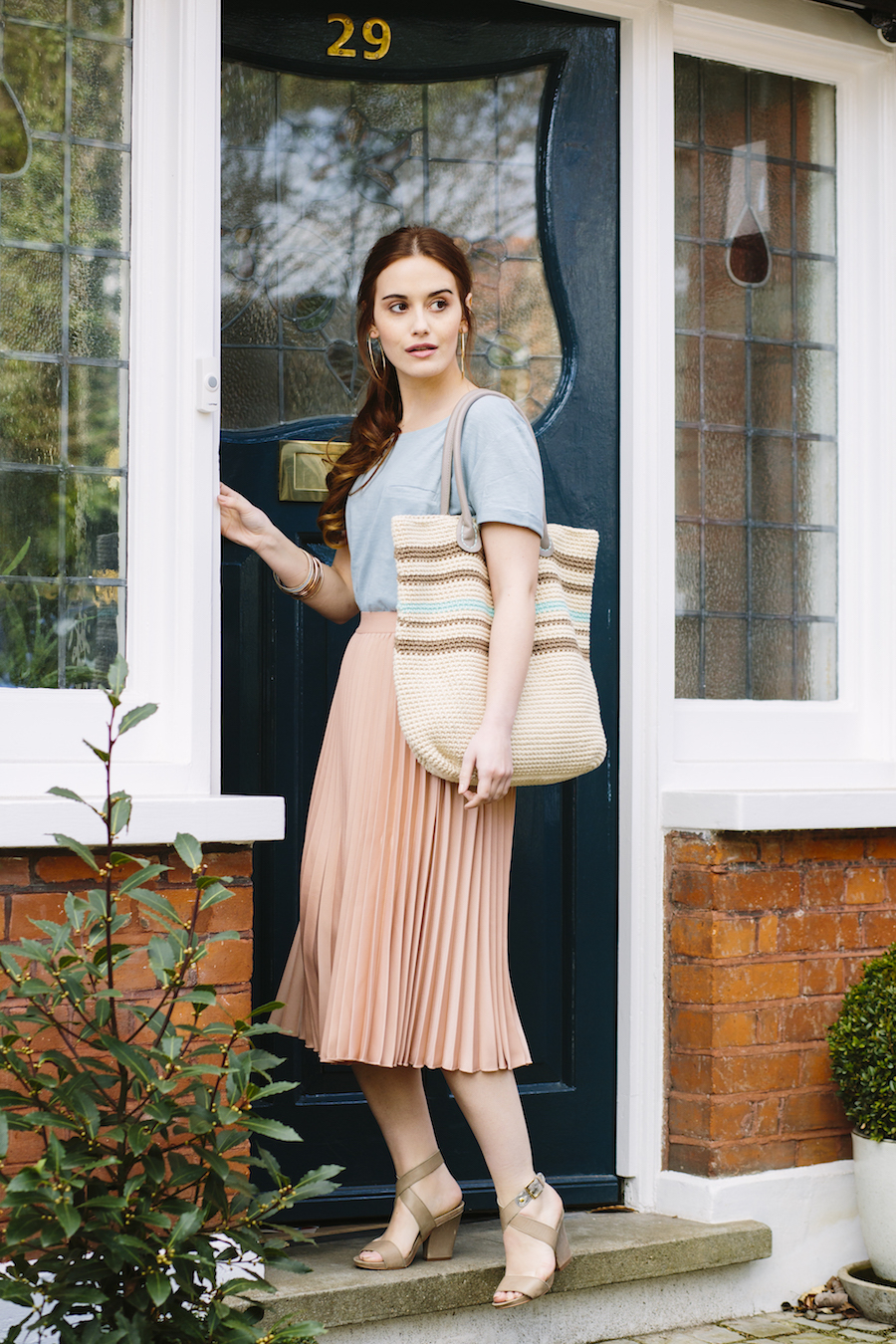 Crochet magazine / Model EmilyM / Uploaded 2nd May 2017 @ 06:11 PM
