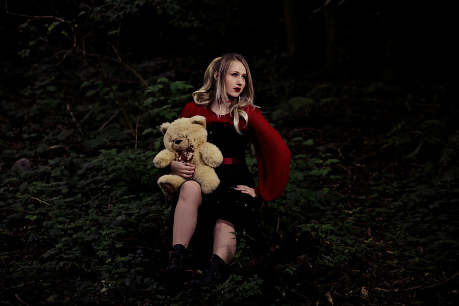 The Story of Mr Ted & Alice / Model Llamandra / Uploaded 25th October 2017 @ 07:28 PM