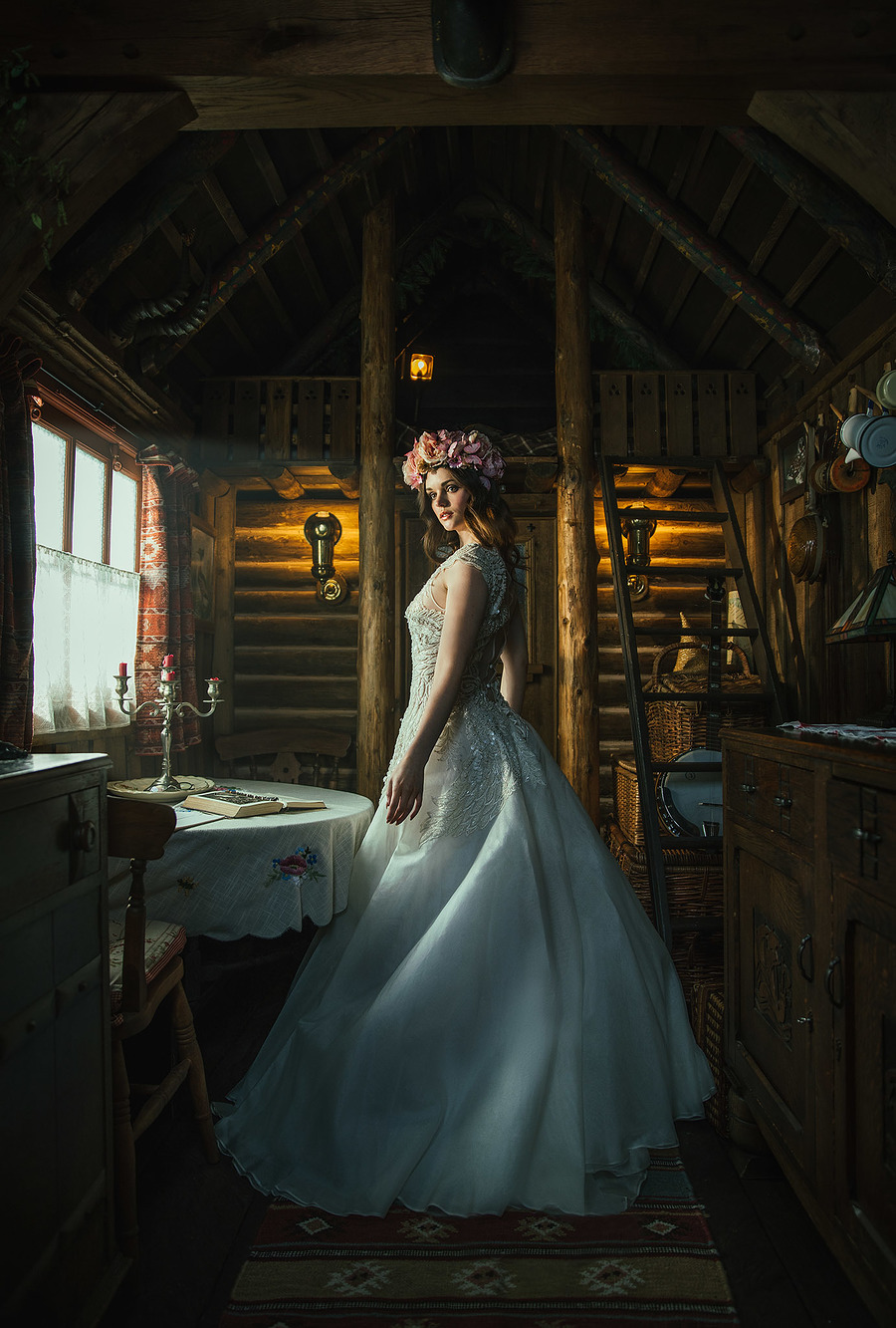Jodi / Photography by Richard Wakefield, Post processing by Richard Wakefield, Taken at Fantasy / Historical House & Gardens / Uploaded 26th March 2018 @ 11:57 AM