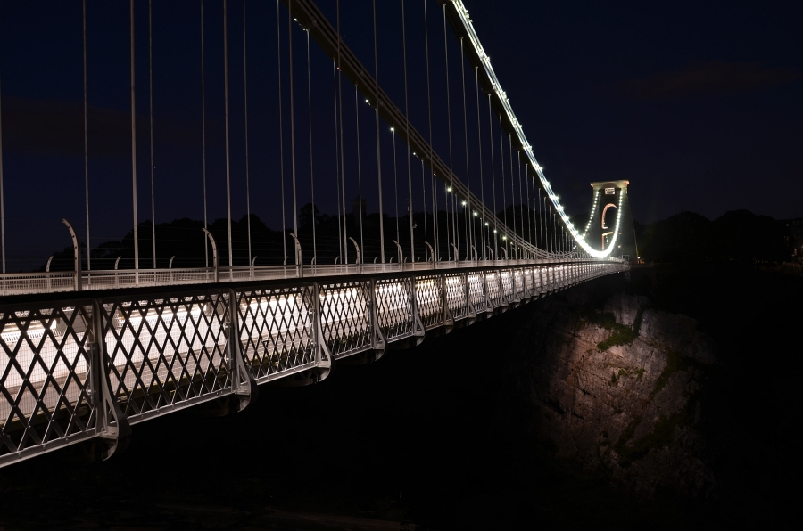 Bristol suspension bridge / Photography by robE / Uploaded 21st May 2014 @ 08:03 PM