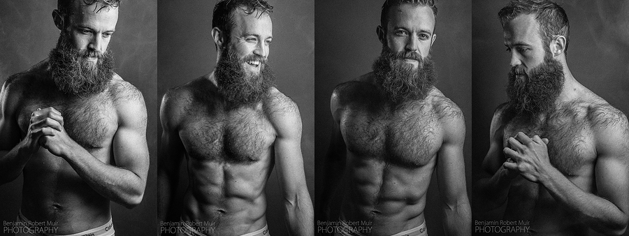 The man with the beard / Photography by Benjamin Robert Muir / Uploaded 7th August 2015 @ 09:31 AM