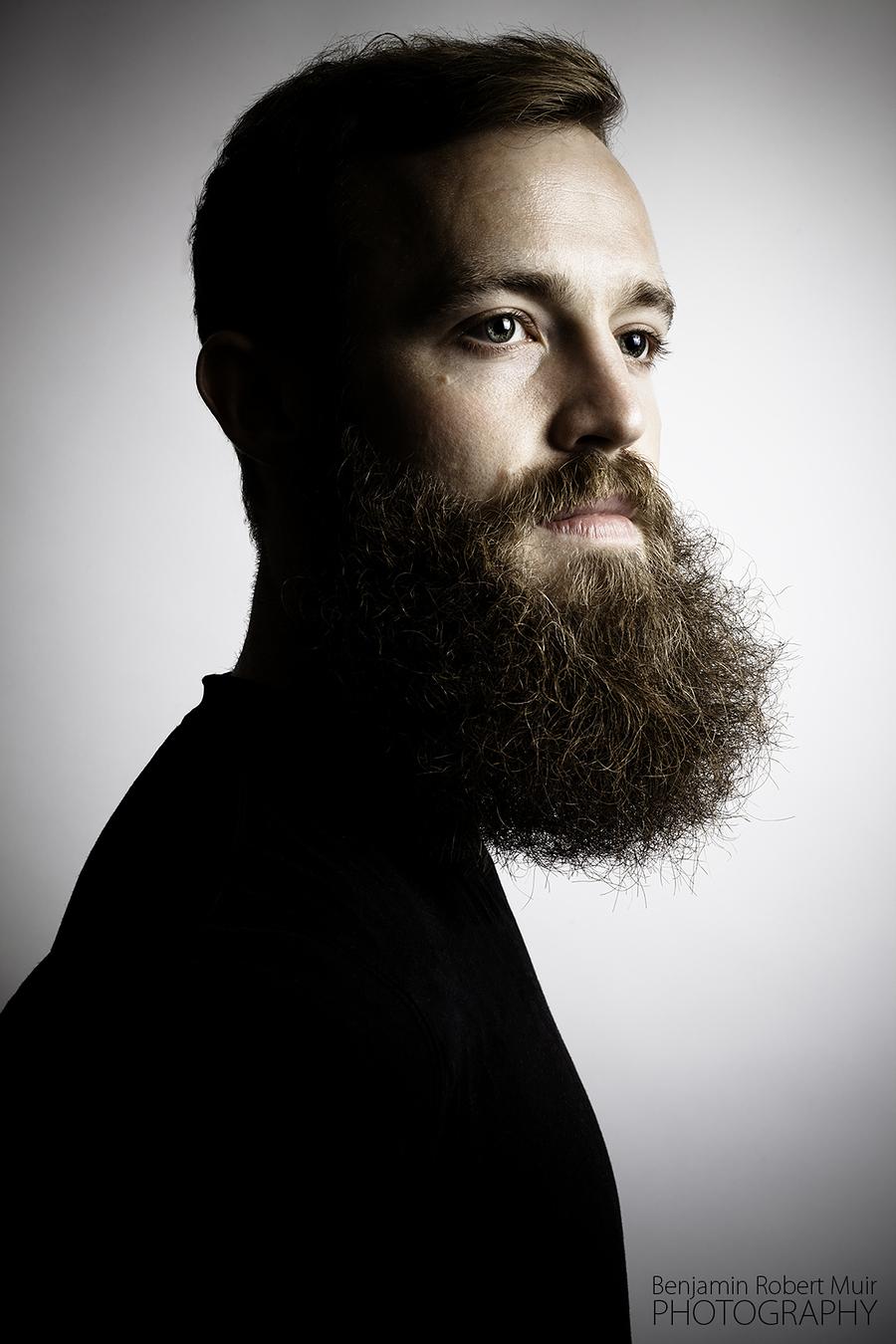 The Beard / Photography by Benjamin Robert Muir / Uploaded 4th August 2015 @ 11:40 AM