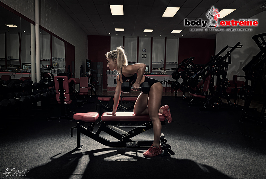 VICTORIA GYM SHOOT.., / Photography by Lloyd Wood Photography / Uploaded 29th October 2016 @ 01:16 PM