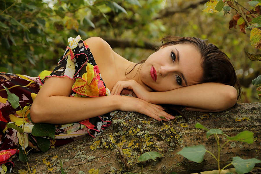 Woodland nymph / Photography by neilimage, Model Sophia Blake / Uploaded 12th September 2016 @ 06:52 PM