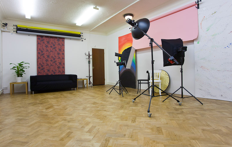 The Studio / Photography by Ian M Butterfield, Taken at Ian's Studio / Uploaded 20th March 2012 @ 09:04 PM