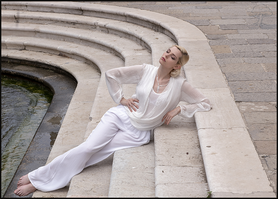 """""""Sheer elegance""""........ / Photography by trebor images, Model Riona Neve, Post processing by trebor images, Hair styling by Faye Yerbury / Uploaded 4th December 2018 @ 08:47 PM"""