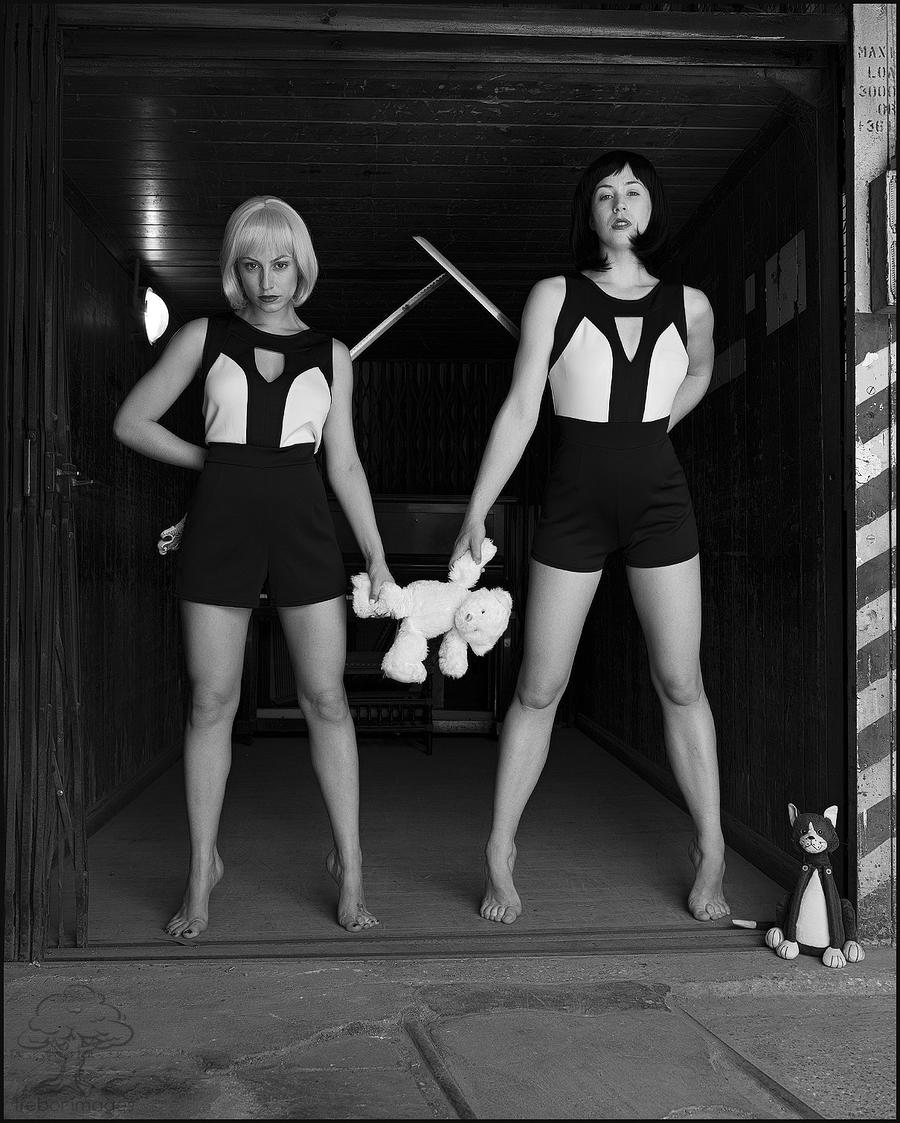 """Going up ""?????? / Photography by trebor images, Models BOou, Models Elle Beth, Post processing by trebor images, Taken at Natural Light Spaces, Designer trebor images / Uploaded 28th July 2019 @ 09:02 PM"